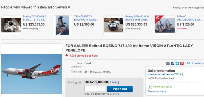 virgin-atlantic-aircraft-for-sale-ebay
