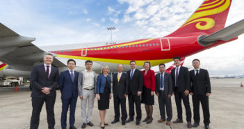 NSW partners with Hainan Airlines to launch new direct services