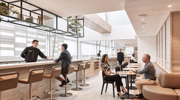 Qantas opens an international lounge at Brisbane Airport