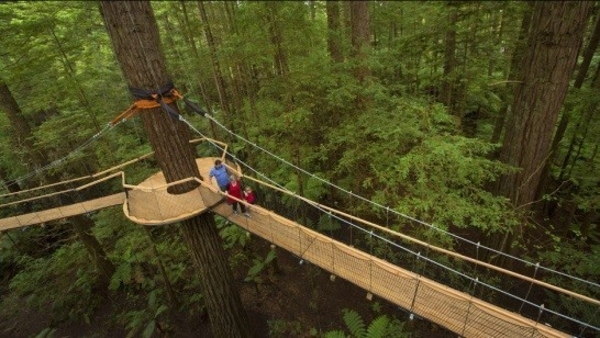 Tourism New Zealand Announces Eight New Attractions For 2017