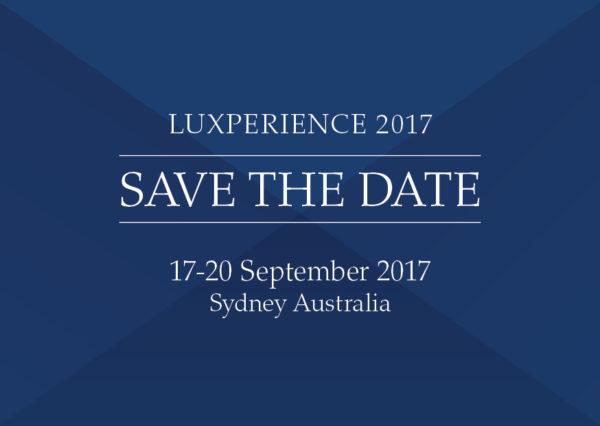 luxperience 2017