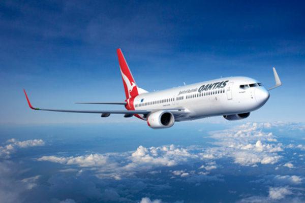 qantas direct flights