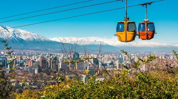Santiago becomes more accessible to the Aussies with a new direct flight