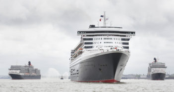 Ecruising offers an exciting Triple Queen Voyage