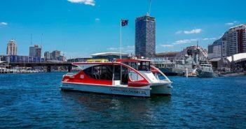 ICC Sydney Ferry Service