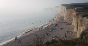 beachy head toxic mist