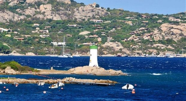 Italy lighthouses