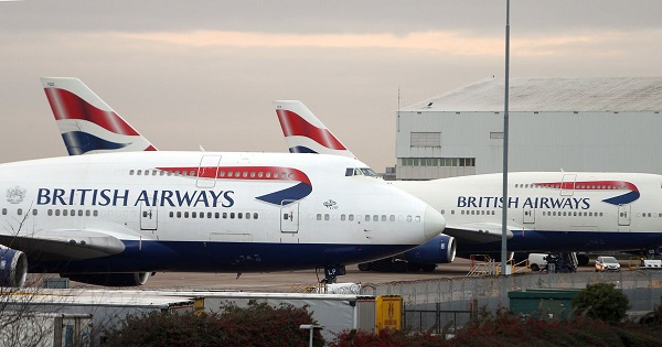 British Airways Bomb Threat