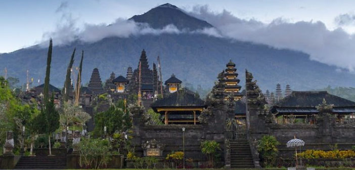 Bali's Mount Agung is rumbling with growing tremors