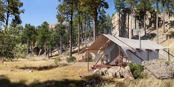 Under Canvas to open a new glamping site in Mount Rushmore