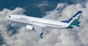 SilkAir adds new Boeing 737 Max 8 to the Cairns route